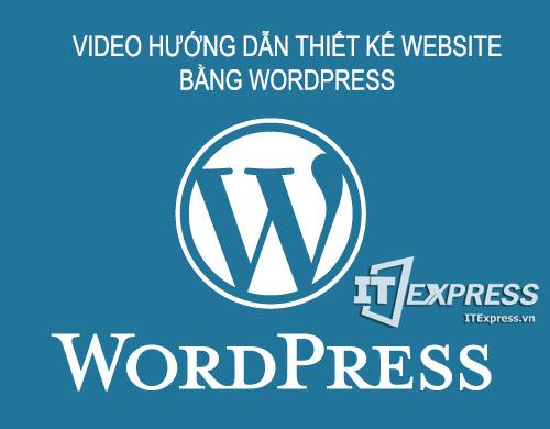Hướng dẫn thiết kế website bằng wordpress: Bài 07 Backup databse, source trên localhost