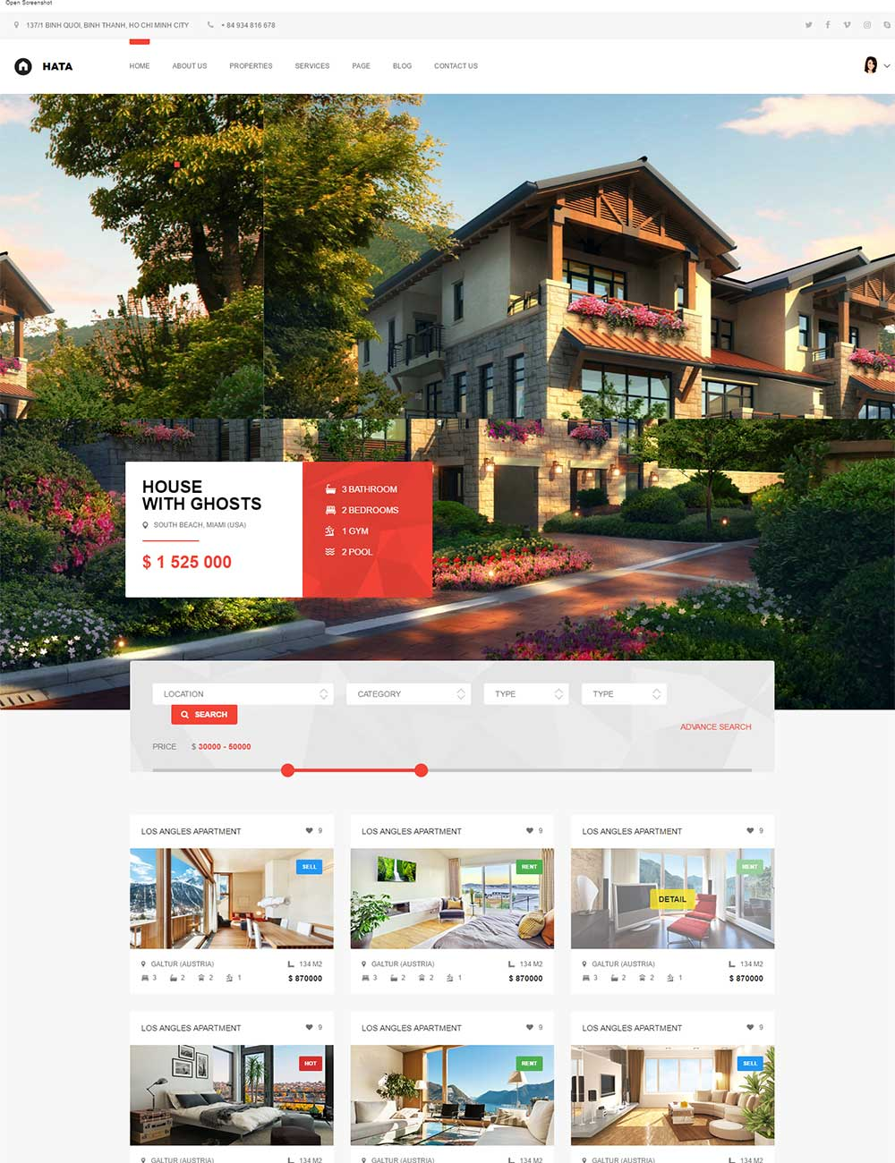 Công ty thiết kế website, tên miền, hosting, vps, server giá