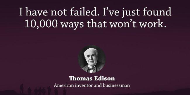 Thomas A.Edison